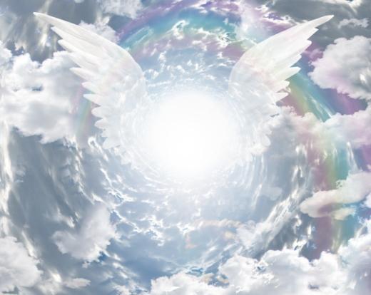 天使的光画像
